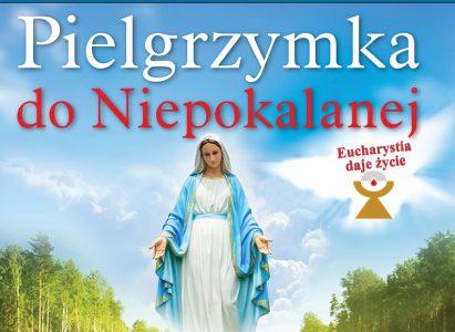 VI Ogólnopolska Piesza Pielgrzymka Ewangelizacyjna do Niepokalanowa 2021